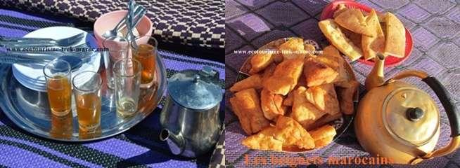 informations pratiques-repas_trek_maroc