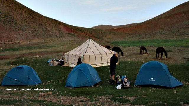 Trek Imilchil Maroc