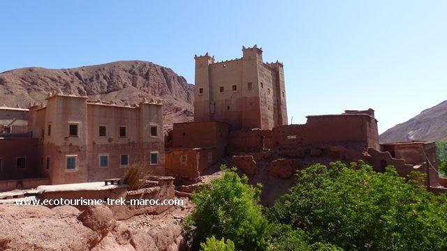 Randonnées Vallée des roses Maroc