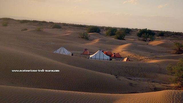 trek Maroc désert