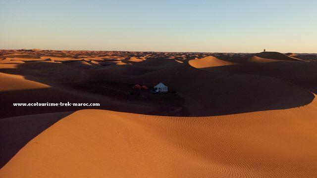 Trek Sahara Maroc